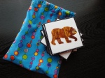 Brown Bear Matching Cards